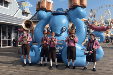 Morey's Piers Oktoberfest Tour!