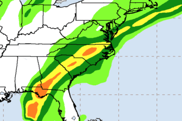Tuesday Update On Hurricane Michael