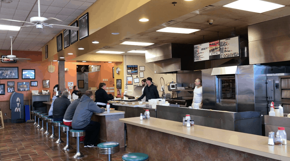Saying Goodbye To Sam's Pizza (Season End)