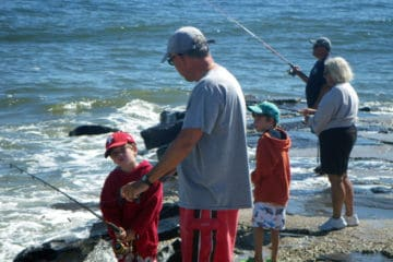 NJBBA's Great Fall Classic Surf Fishing Tournament