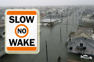 "N. Wildwood Could See ""No Wake"" Zones For Streets"