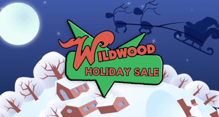 Wildwood Holiday Sale