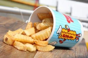 Curley's Fries Named One Of The Best Fries In NJ