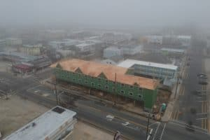 New Wildwood Hotel Drone Update
