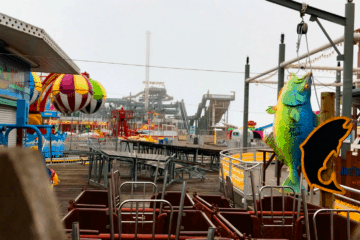 Surfside Pier Construction Update
