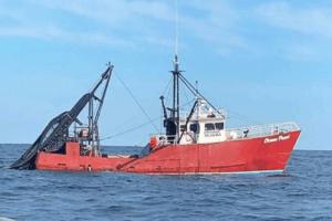 NJ Coast Guard Rescues Fishing Crew