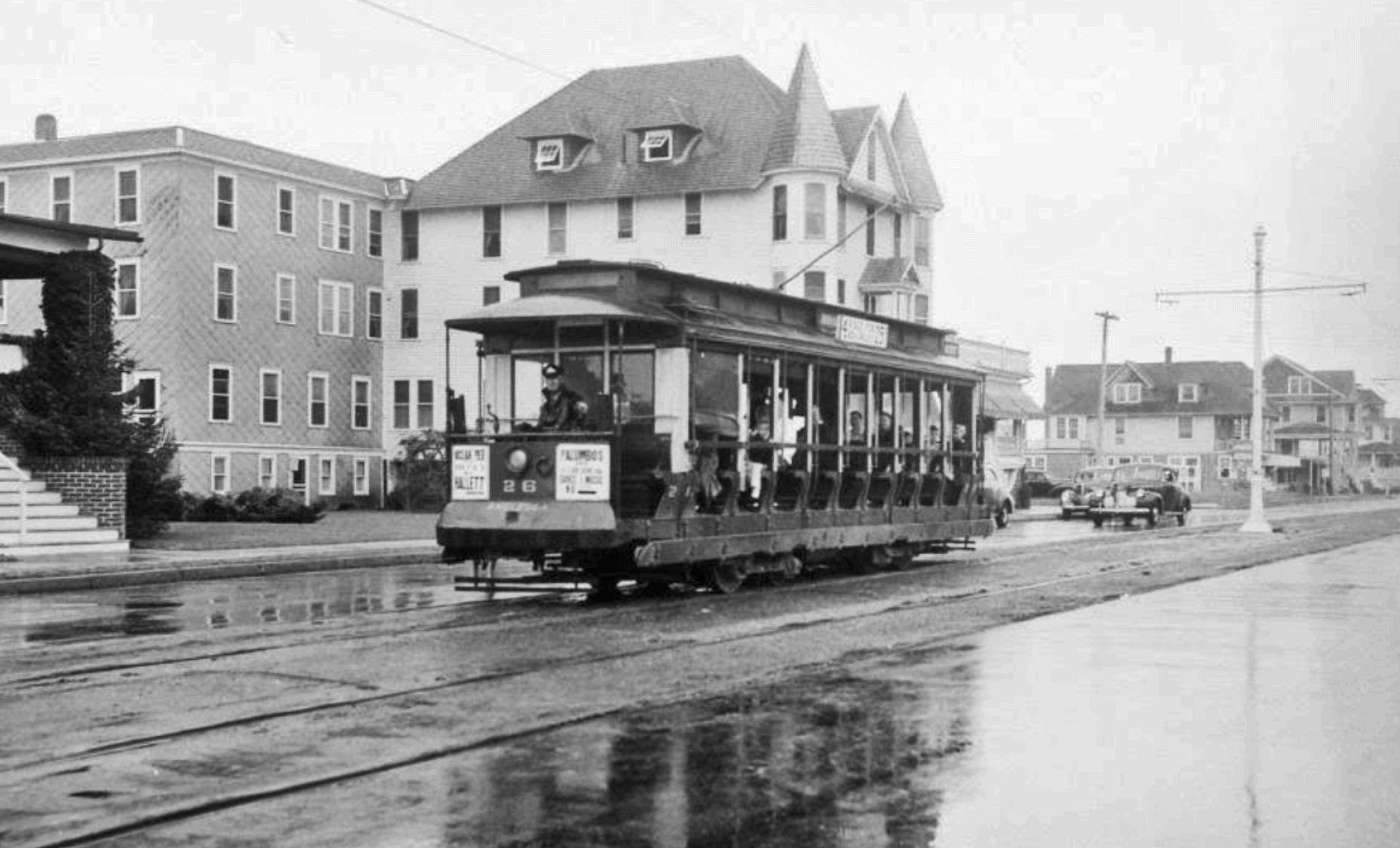 Wildwood Trolley To Be Restored
