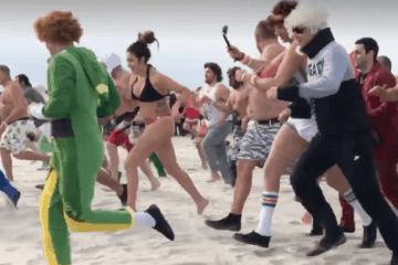 Wildwood Polar Bear Plunge 2019 Recap Video