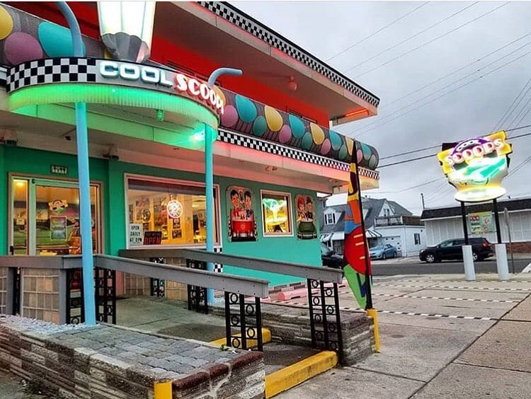Cool Scoops Opening Day Announced