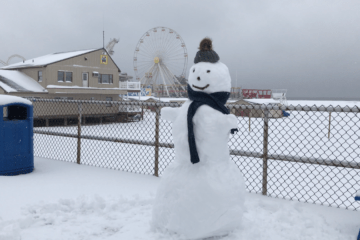 Wildwood Snow Day!
