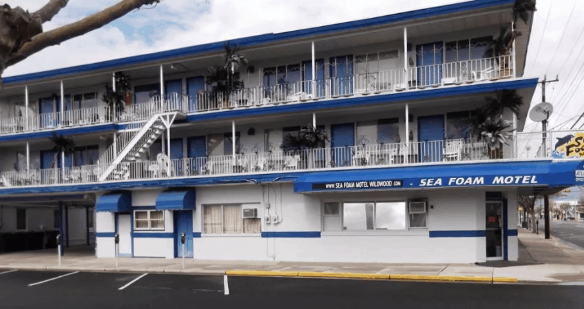 Another Wildwood Motel SOLD