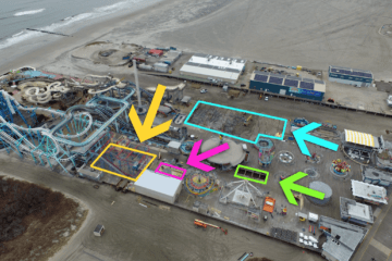 Surfside Pier Construction Update - Feb 22nd