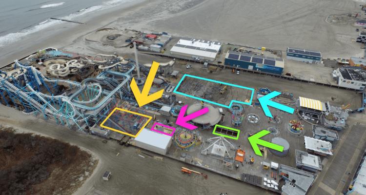 Surfside Pier Construction Update - Feb 22nd