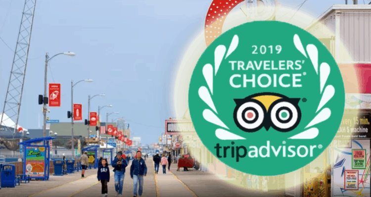 Trip Advisor Names The Wildwoods In The 25 Best Family Vacation Spots
