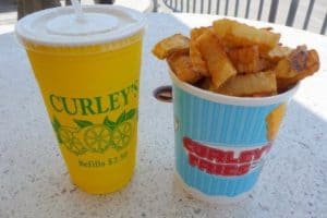 Curley Fries Named An New Jersey Iconic Food