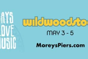 Get Ready for Morey's Piers WildwoodStock