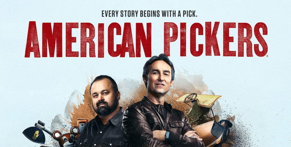 American Pickers Are Coming Back To S. Jersey