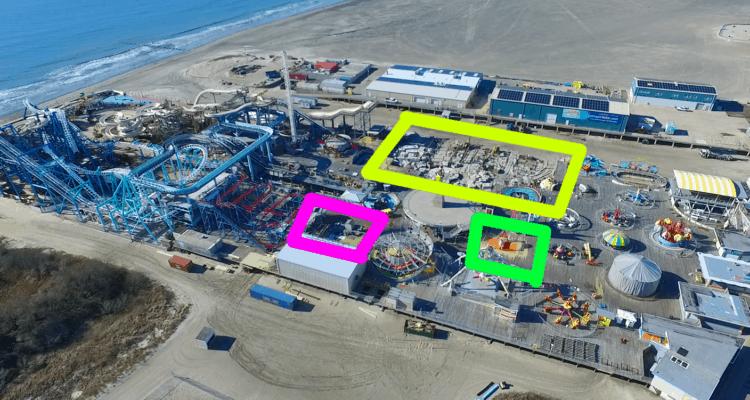 Surfside Pier Construction Update – March 31st