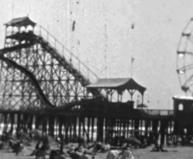 Wildwood NJ In The 1940s