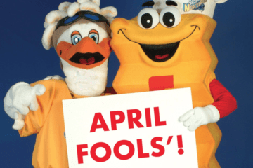 Morey's Piers April FOOLS Day Joke!