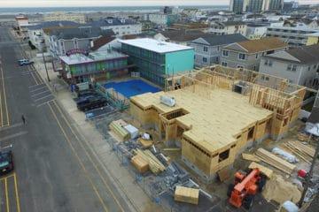 Le Voyageur Motel - Construction Update