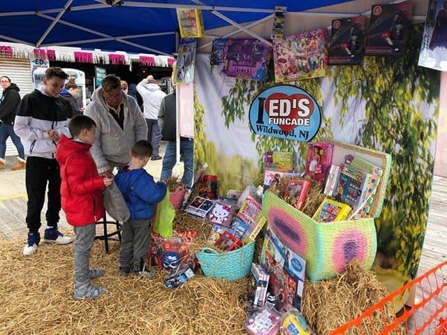 Ed's Funcade Easter Sunday Egg Hunt