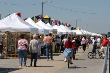 Memorial Day Weekend Boardwalk Craft Show 2021