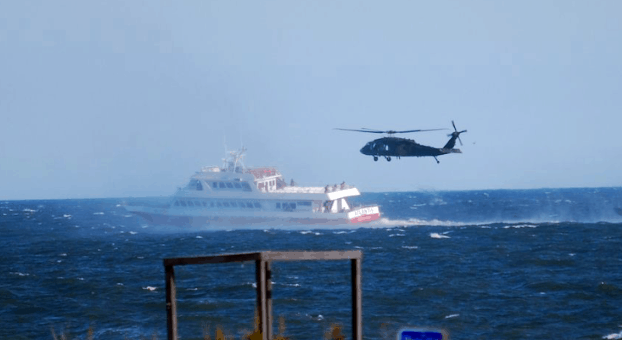 FBI Helicopters Are Training In Cape May