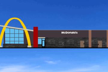 Wildwood to Get Doo-Wop McDonalds