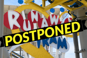 Runaway Tram Grand Opening - POSTPONED
