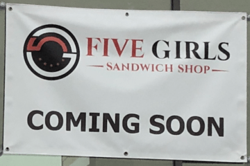 Five Girls Sandwich Shop Comes To Wildwood