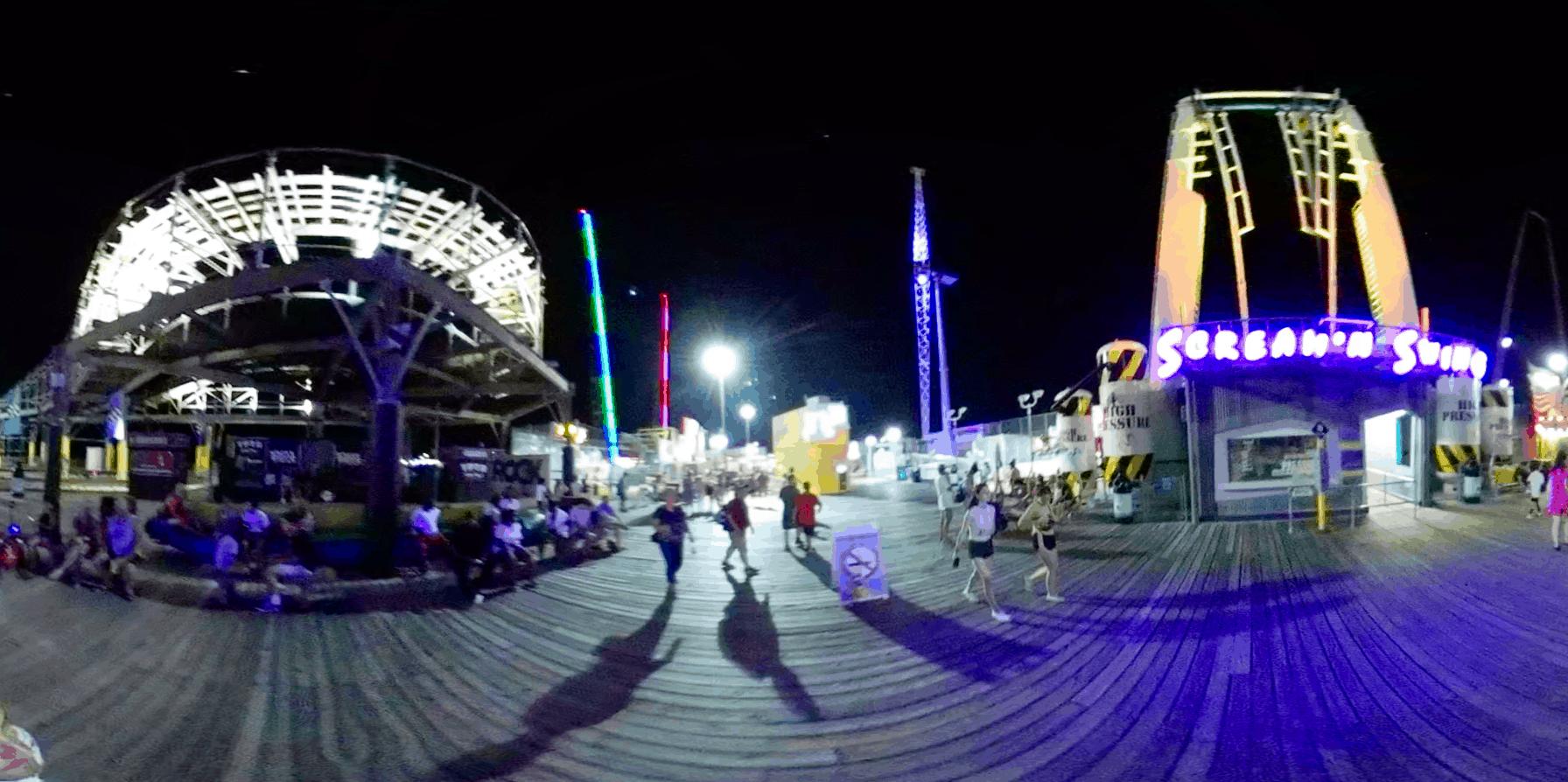 Adventure Pier in 360
