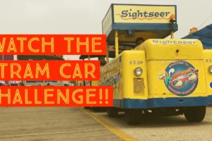 Watch The Tram Car Please Challenge!