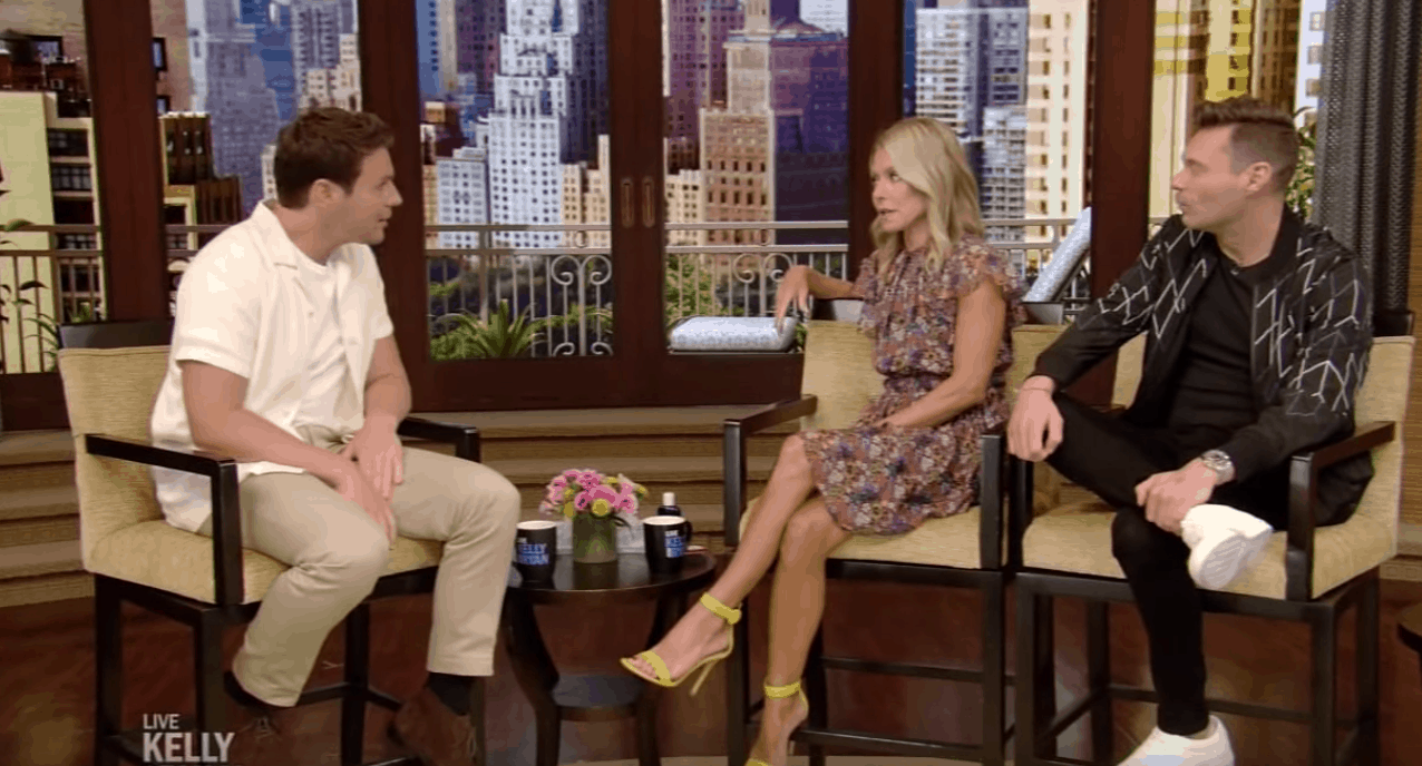 """Wildwood Makes It On """"Live with Kelly and Ryan"""""""
