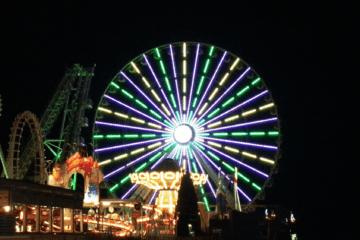 Morey's Piers Ferris Wheel
