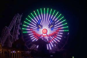 Halloween Ferris Wheel