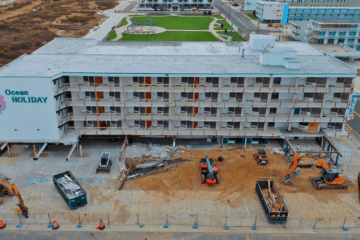 New Wildwood Crest Motel Construction Update