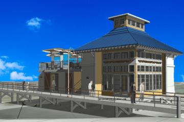 A New Wildwood Crest Fishing Pier