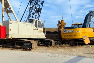 North Wildwood Bulkhead Construction Update