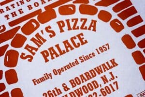 Sam's Pizza Opens Today!
