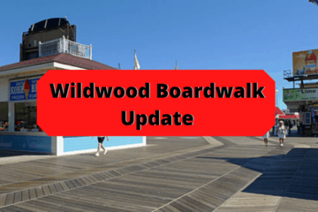 Wildwood Boardwalk Businesses To Open And Have Pickups Only!