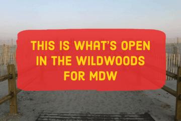 What's Open In The Wildwoods For Memorial Day Weekend