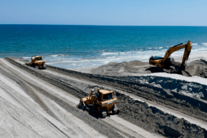 How North Wildwood Rebuilt Their Beaches
