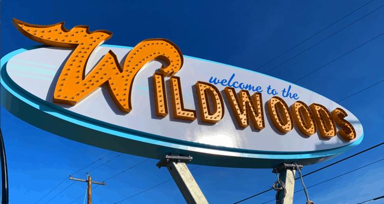 NEW Wildwood Sign - Tour Video