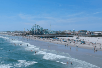 Wildwood Mayor On If The Beaches Will Be Open For MDW