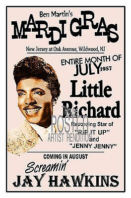 Did You Know Little Richard Once Performed In Wildwood?