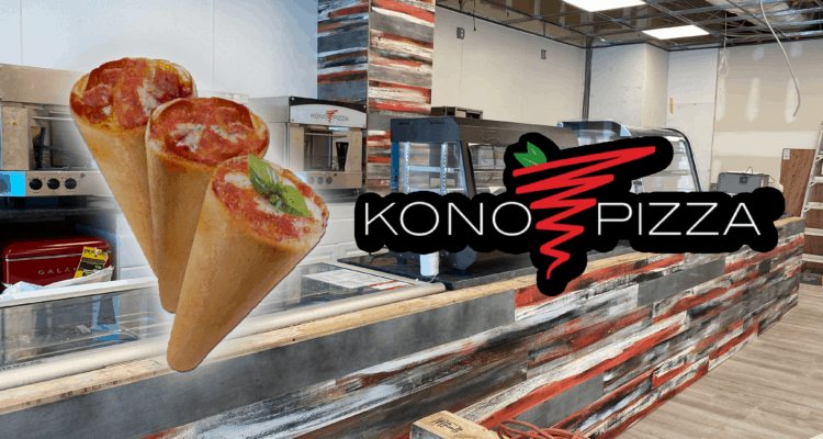 New CONE Pizza Coming To The Wildwood Boardwalk