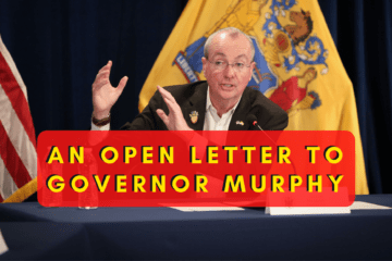 An Open Letter To Governor Murphy