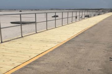 Wildwood Boardwalk Repairs Completed