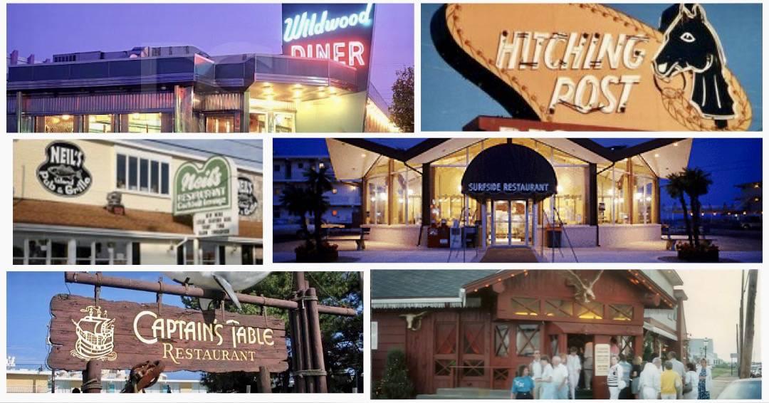 Remember These Wildwood Restaurants?